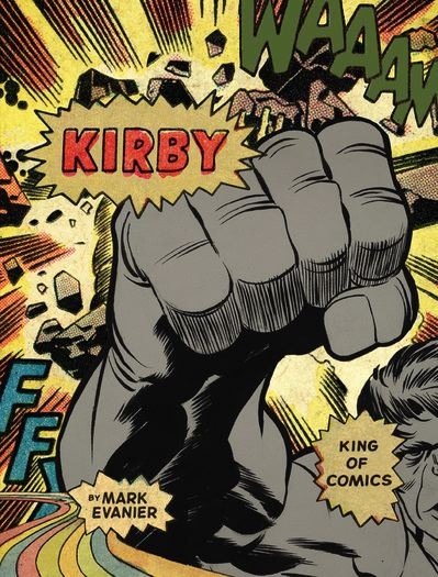 kirby king of comics cover