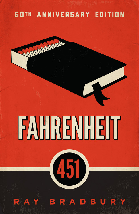 Ray Bradbury-Farenheit 451-Matthew Owen