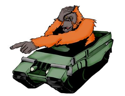 orangutangutank
