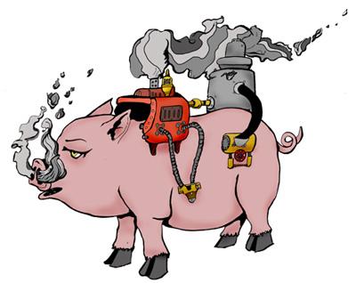steam-powered-pig