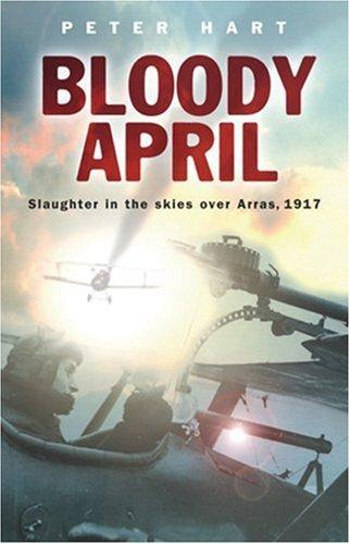 Bloody April Cover